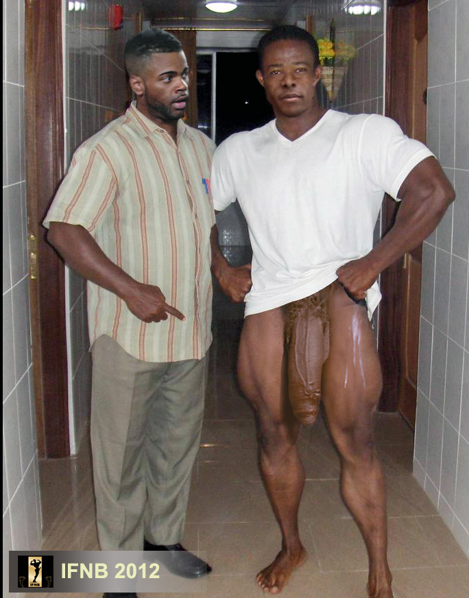 Big Dick Africans 106