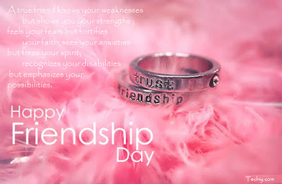 Happy Friendship Day Greeting Cards