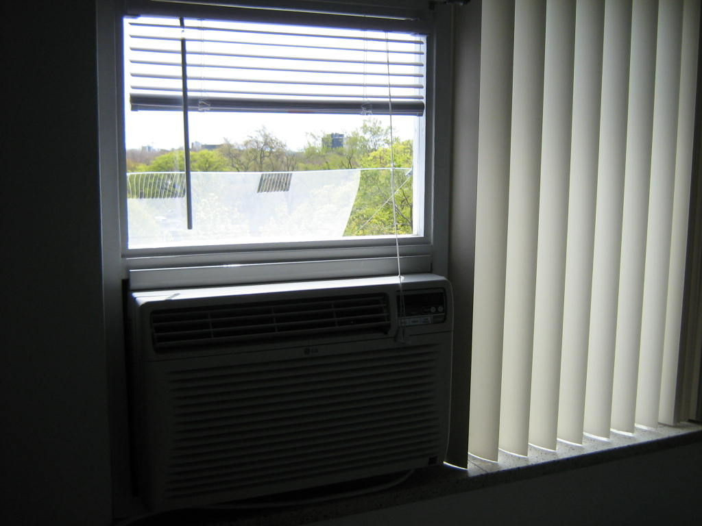 Air Conditioner For Side Sliding Window