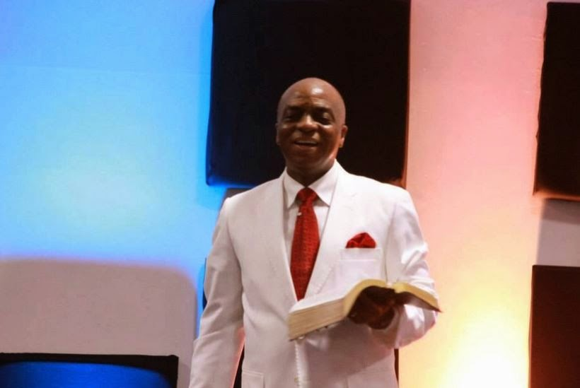 Ever Winning Ticket of Life by Bishop David Oyedepo