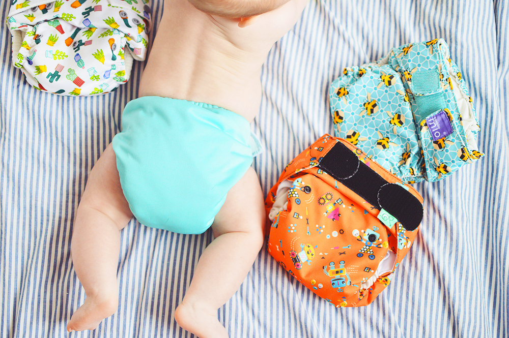 Transitioning to Cloth Nappies