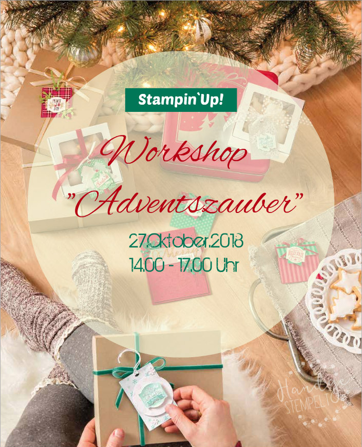 "Workshop ""Adventszauber"""