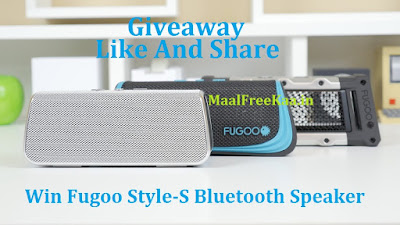 GiveawayFugoo Style-S Speakers