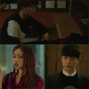 Sinopsis Cheese in the Trap episode 9 part 2