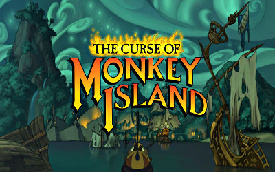 The Curse of Monkey Island (Demo) - Jeu Point and Click sur PC