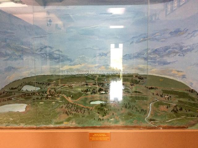 Mô hình: Xã Chung cự, Kim liên, Nam đàn, Nghệ An