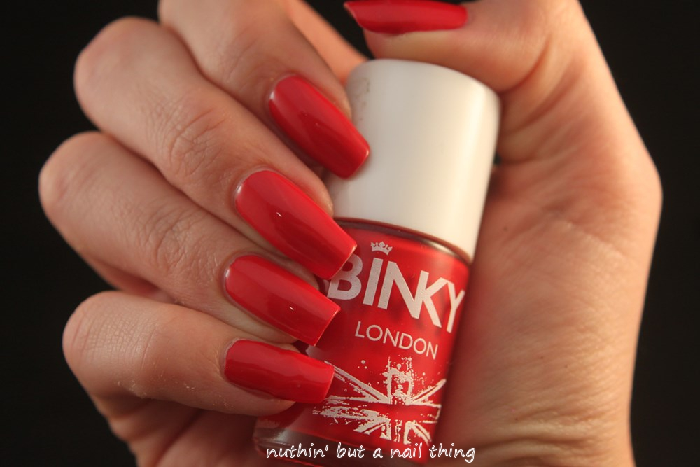 Binky London - Red