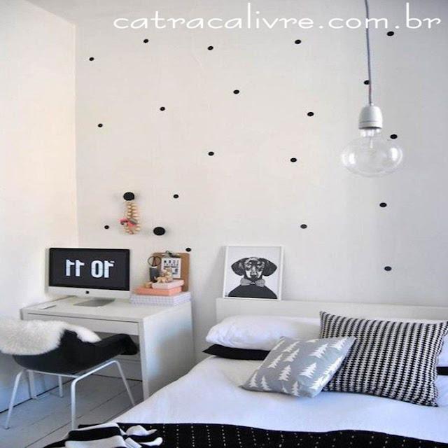 Inspire se, dicas de decoração Paleta de cores, quartos  ~ Quarto Rosa Tumblr