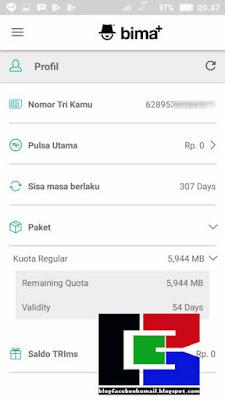 Apakah sobat pengguna setia kartu SIM Tri Download Aplikasi Bima+ (Bimaplus) Offline Apk Versi Terbaru 2018