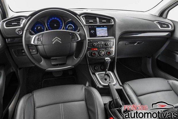 Chevrolet Cruze LTZ 1.816V Flex Aut x Citroën C4 Lounge ...