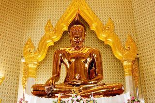 Golden Buddha - Phra Maha Suwan Phuttha Patimakon