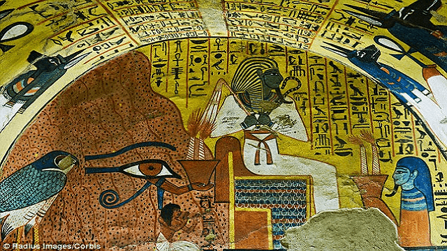 Osiris menjadi inspirasi dari kartu Exodia