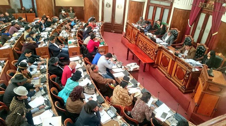 Elecciones judiciales en Bolivia 2017