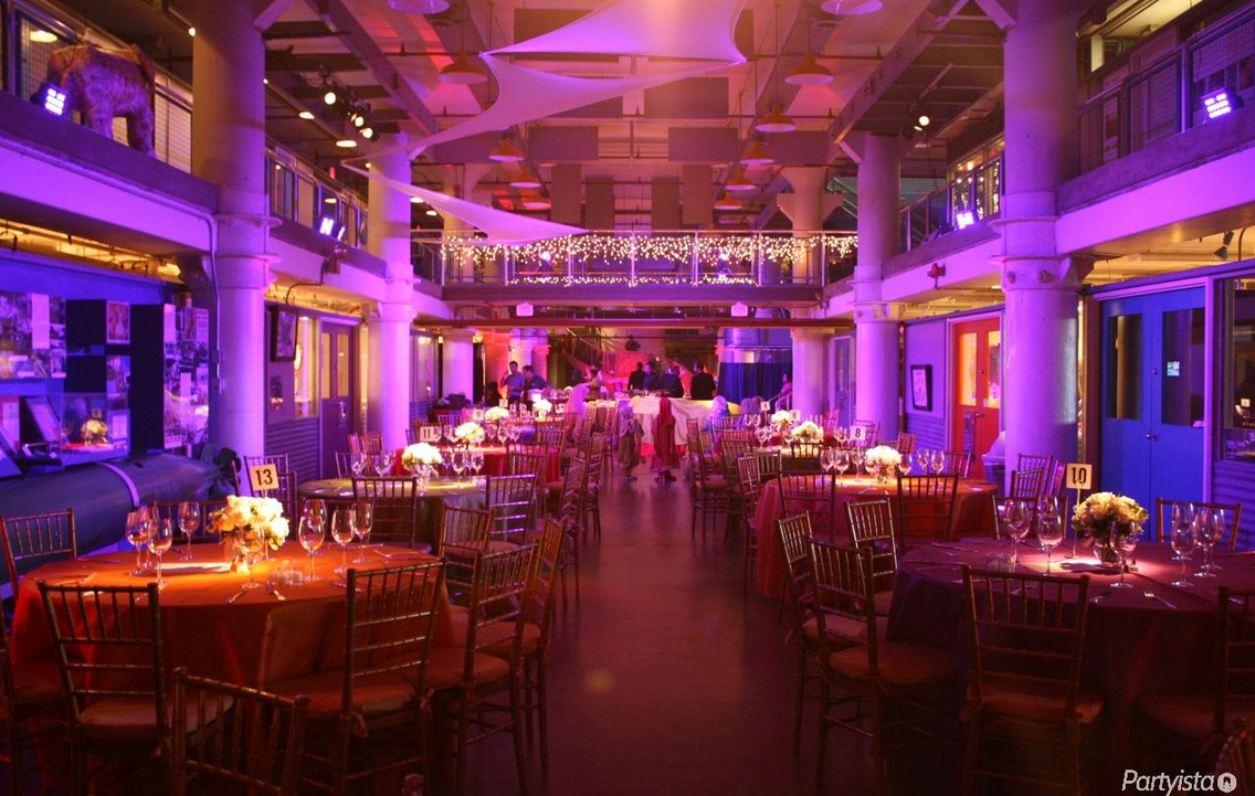 Torpedo Factory Art Center Wedding Venues