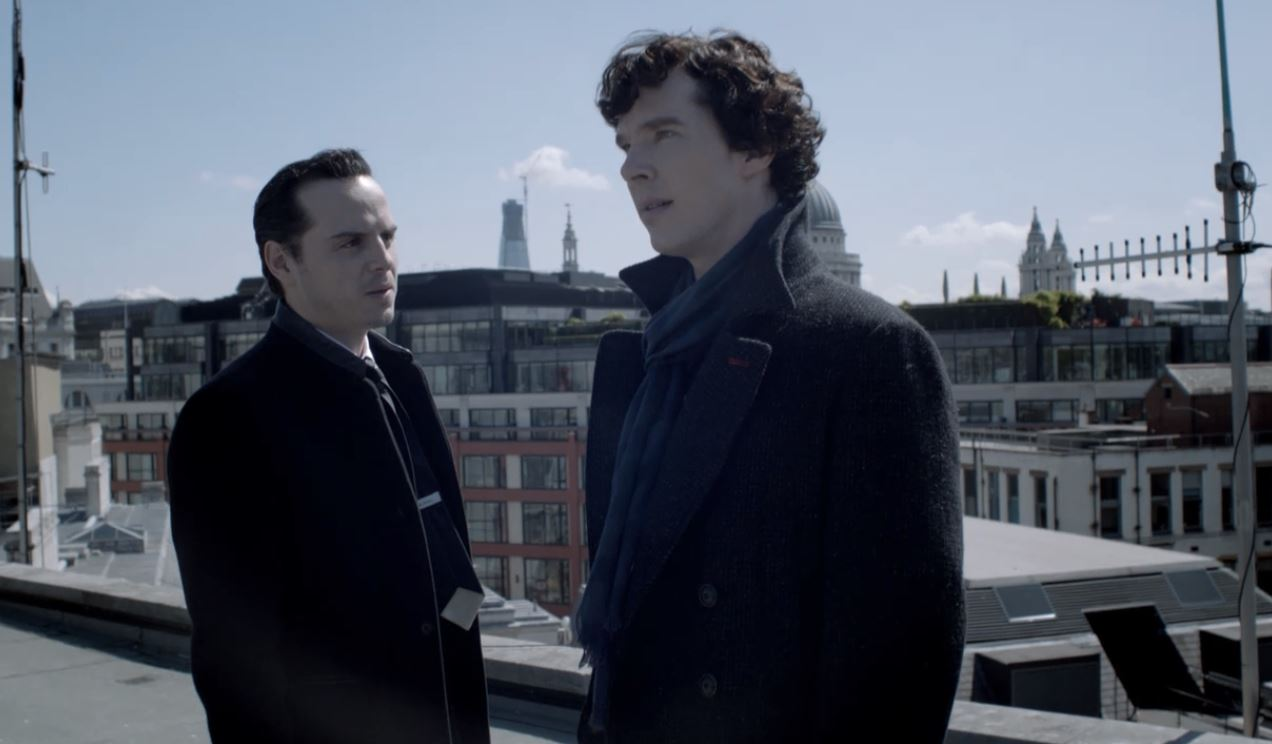 Sherlocked The Reichenbach Fall 5