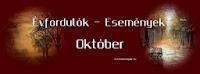 Októberi események, évfordulók