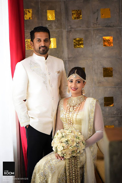 Nadeesha Hemamali Wedding Photos