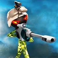 Stickman Sniper Squad 2017 Mod