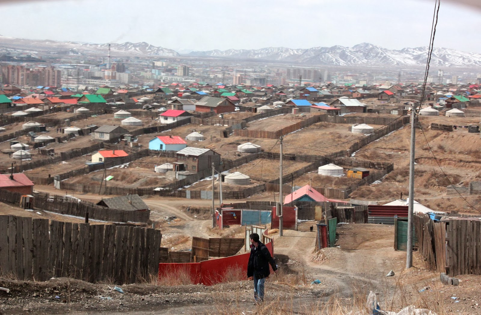 Musings in Mongolia: Ulaanbaatar City and orientation to