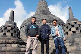 Candi Borobudur 13