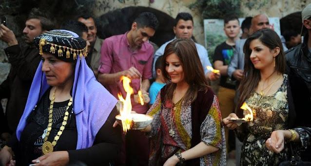 ibadah orang yazidi
