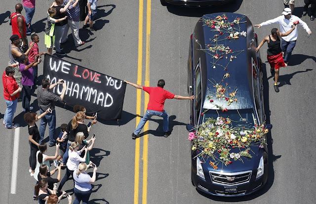 جنازة، محمد، علي