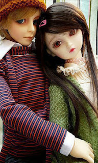 couple doll images