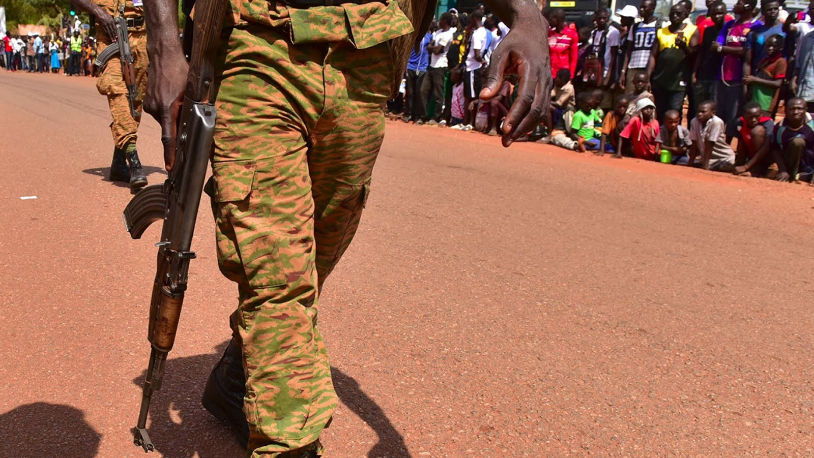 2c3ff34e222 Catholic church attack in Burkina Faso leaves at least 6 dead, including  priest, reports say