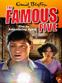 Download free ebook Famous Five 02 - Five Go Adventuring Again By Enid Blyton pdf