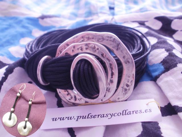 pulseras y collares conjunto 11