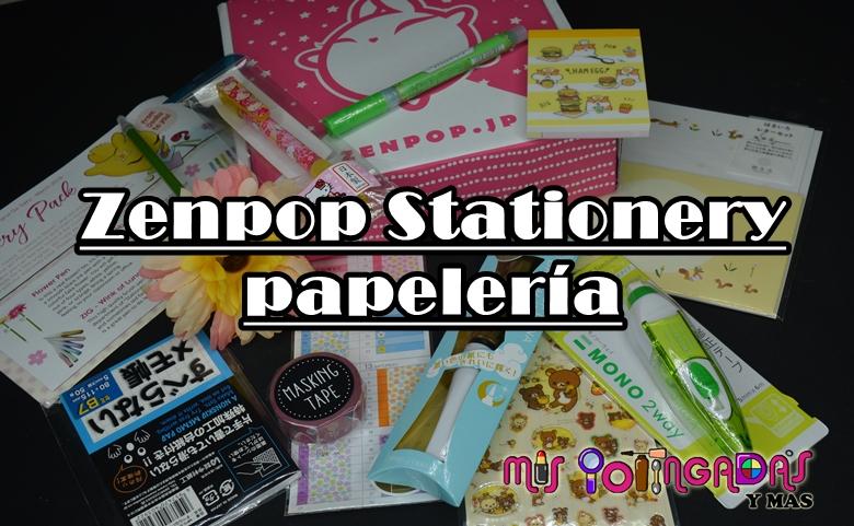 Vídeo | Unboxing | Zenpop Stationery papelería | Colaboración