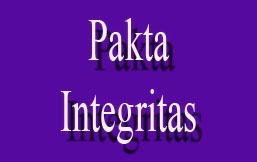 Pakta Integritas, Menjaga Kerahasiaan Ujian Nasional, Ujian Sekolah dan Ujian Sekolah Berstandar Nasional