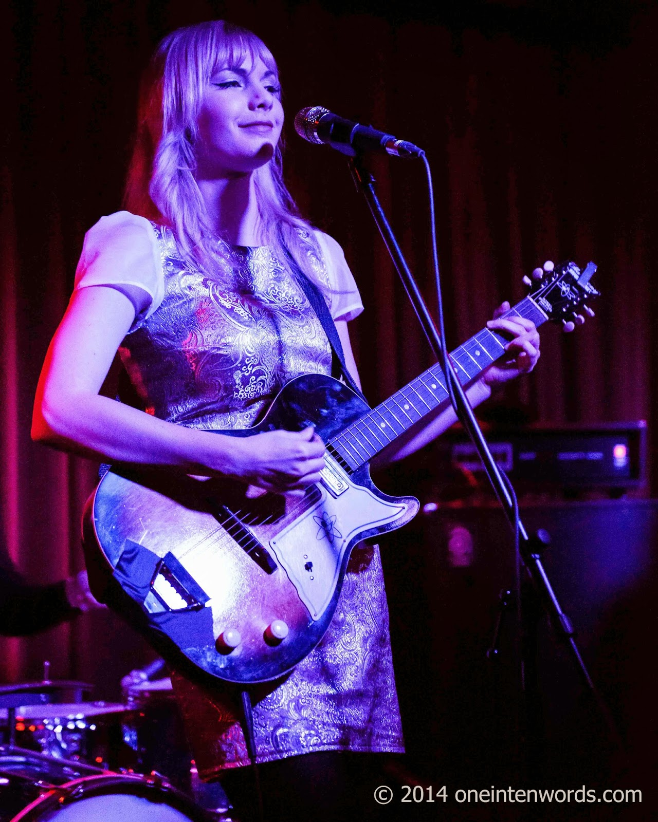 Kandle at The Drake Underground November 29, 2014 Photo by John at One In Ten Words oneintenwords.com toronto indie alternative music blog concert photography pictures