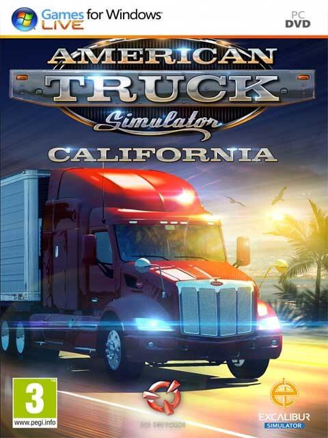 تحميل لعبة American Truck Simulator برابط مباشر + تورنت