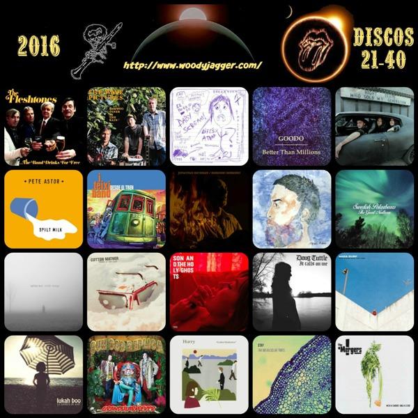 Los mejores discos del 2016 (del 21 al 40)
