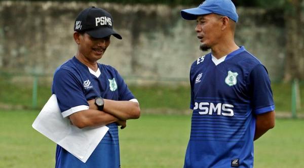 Djanur Puas PSMS Medan Lolos Babak 8 Besar