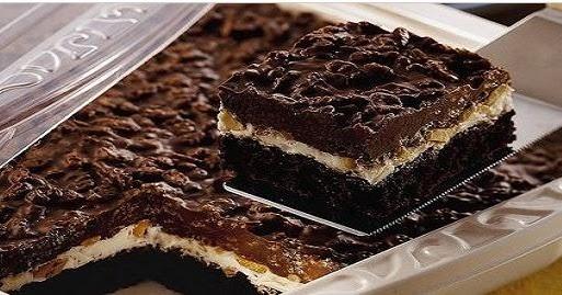 Resep Cake Kukus Keju Ncc: RESEP BROWNIES PANGGANG NCC COKLAT KEJU SEDERHANA