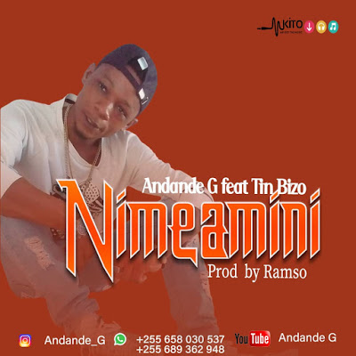 Download Audio | Andande G Ft. Tin Bizo - Nimeamini