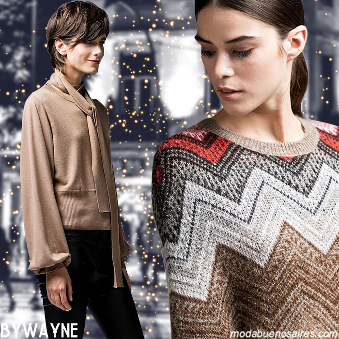 df3006b0507 Moda argentina otoño invierno sweaters tejidos otoño invierno clásico mujer  otoño juvenil moda estilos jpg 700x700