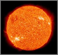 Science Corner features the sun