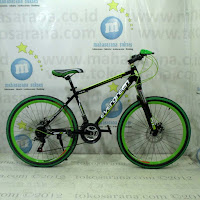 green 26 blaze 520 evergreen mtb