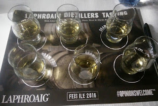 Six whiskies, all of them excellent, to taste