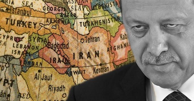 Εκτός νυμφώνος η Τουρκία στη Μέση Ανατολή