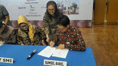 BANK SUMSEL BABEL DUKUNG PEMBANGUNAN LRT DI PALEMBANG