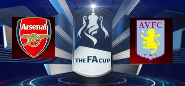 Arsenal Vs Aston Villa Final FA Inggeris 2015