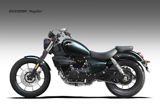 Hyosung-nueva-Aquila-GV-250-DR-perfil