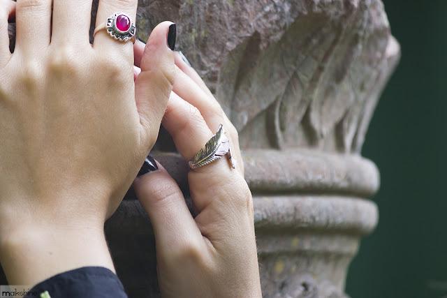 Detalles anillos vintage