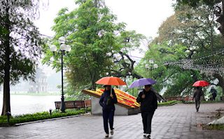 Exercising – From a habit to Hanoi's culture piece 4