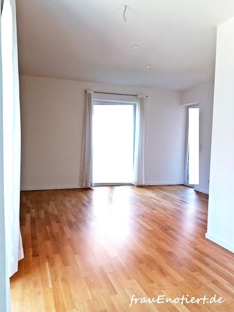 Wohnzimmer, Wohnung, Apartment, Hamburg, Neubau, modern, weiß, puristisch