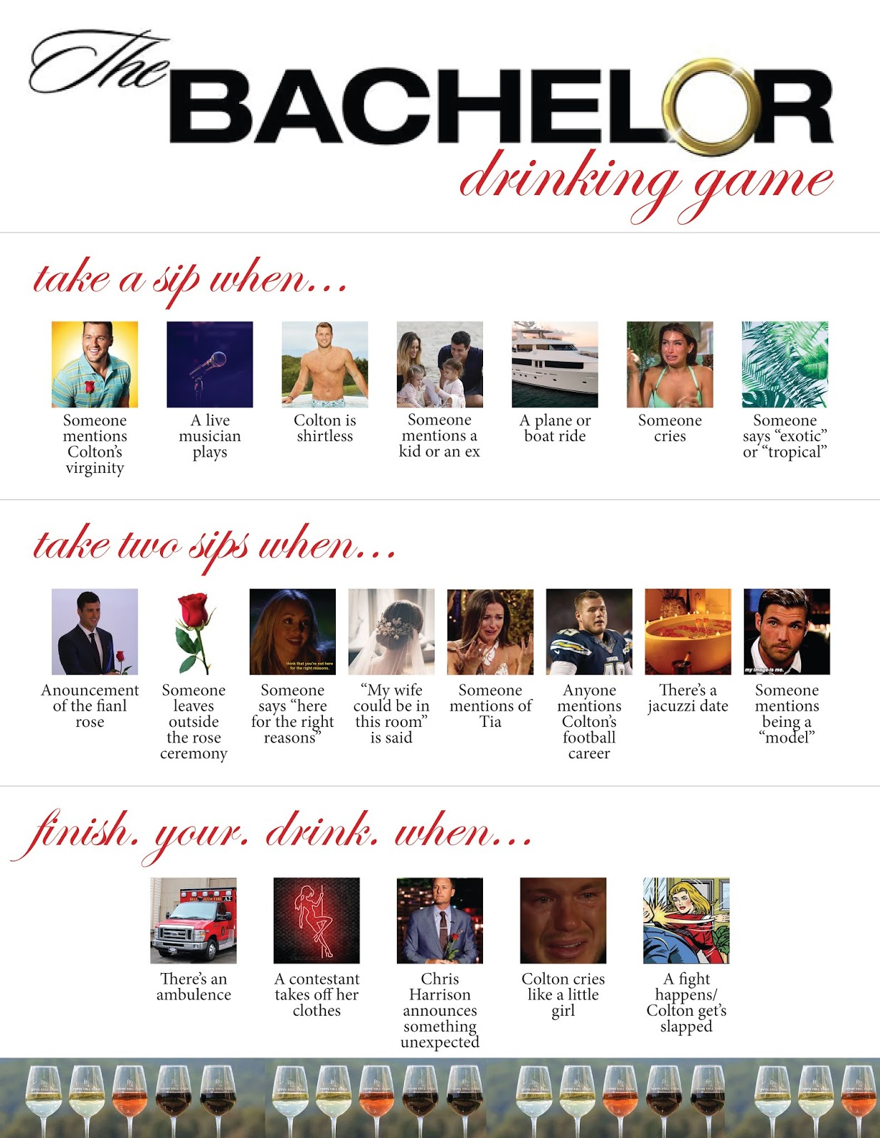 25+ Bachelor In Paradise Drinking Game JPG